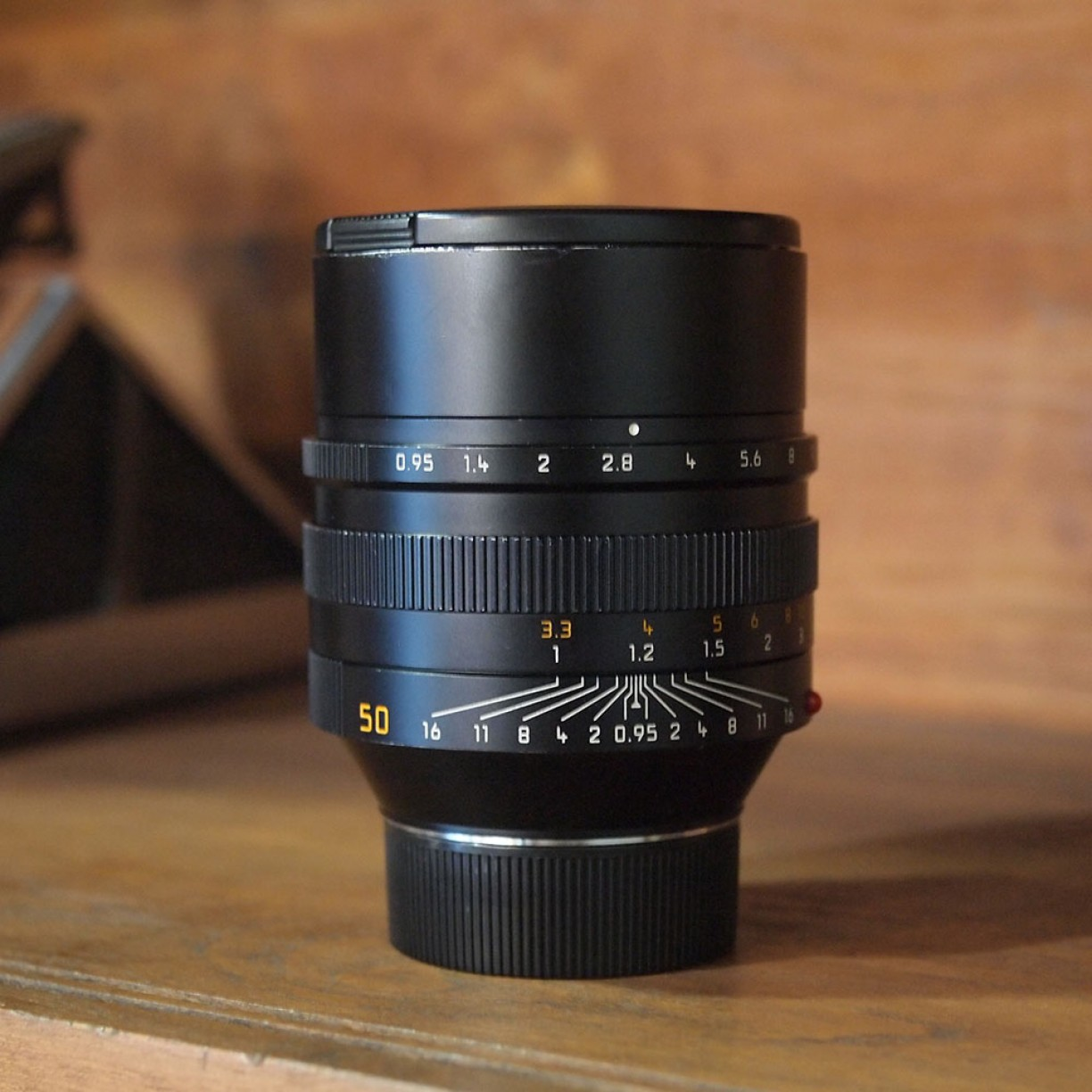 Leica Noctilux - M 50MM F0.95 - GOOD CONDITION - Harga 112,5JT |5541|