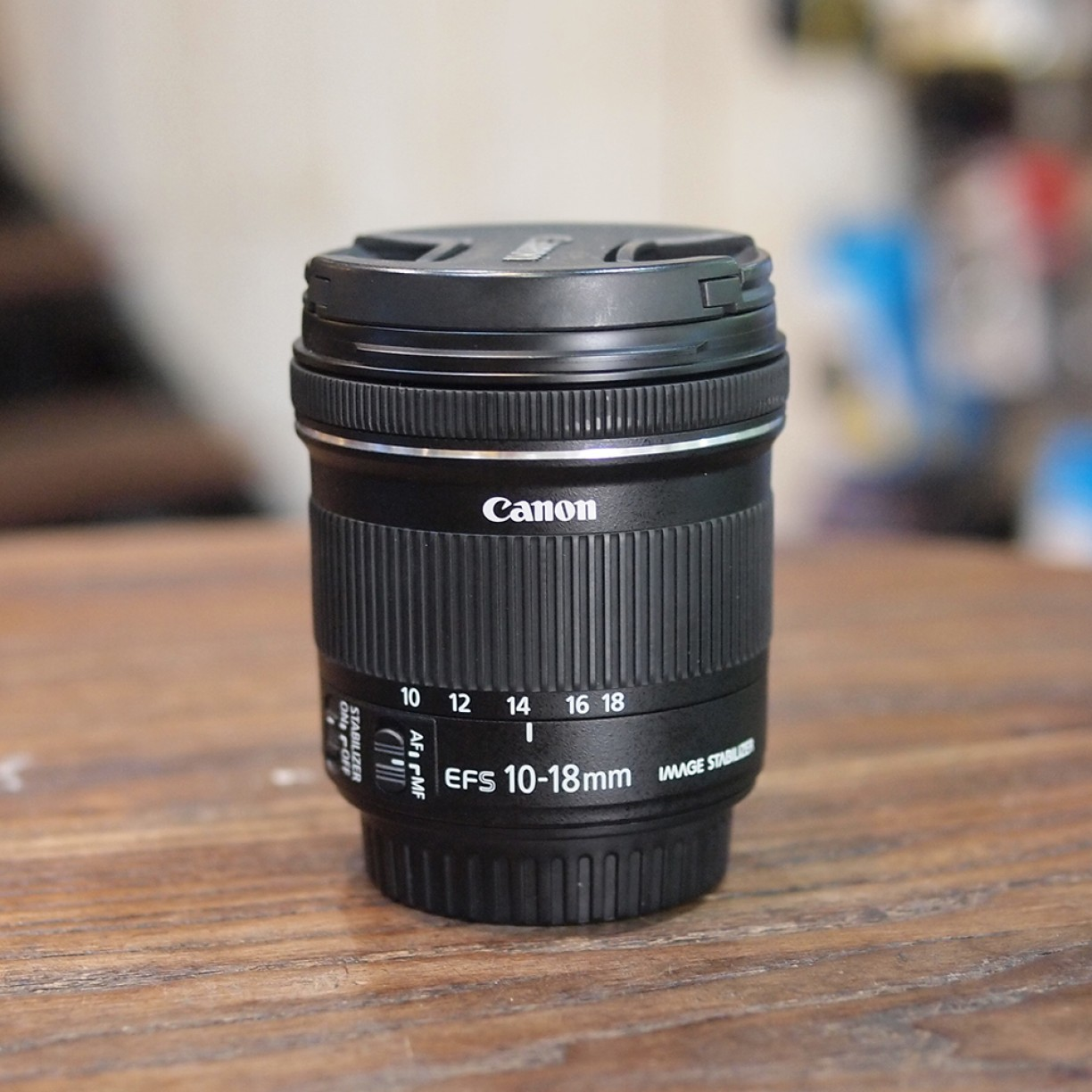 Canon EF-S 10-18mm f/4.5-5.6 IS STM - MINT CONDITION |1711|