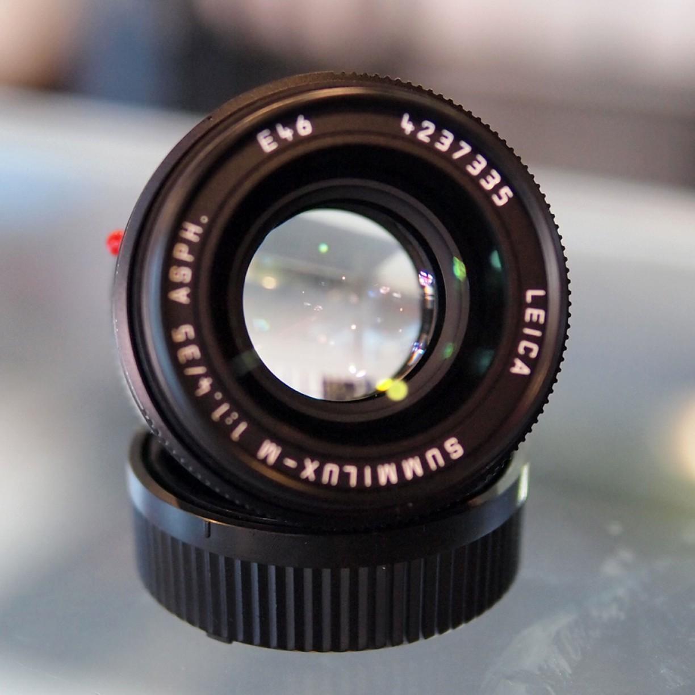 LEICA SUMMILUX-M 35mm f/1.4 ASPH FLE - LIKE NEW !!! | 7335