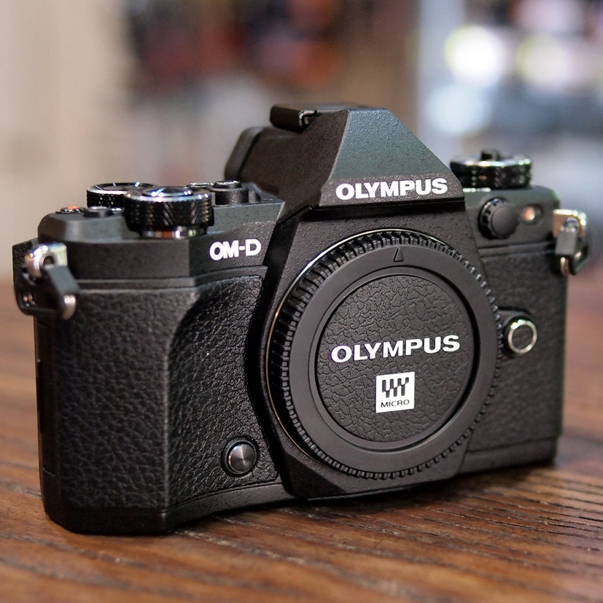Olympus OMD EM-5 Mark II/EM5II/EM5 Mark II BO - MINT CONDITION | 8870