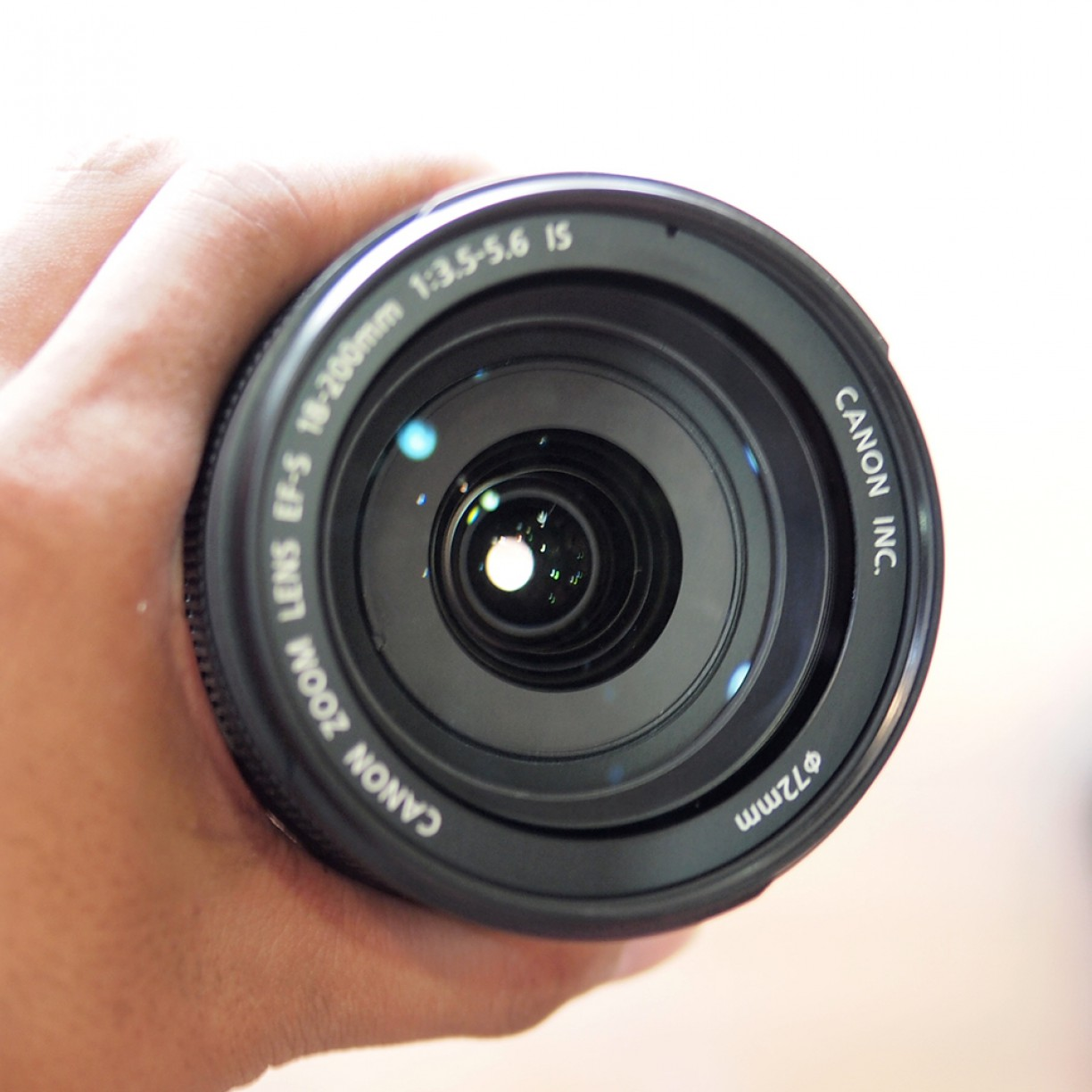 Jual Canon EF S 18 200mm F 35 56 IS Lens