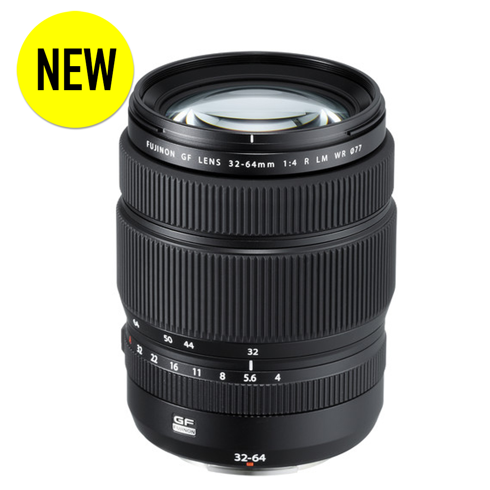BNIB - Fujifilm GF 32-64mm f/4 R LM WR