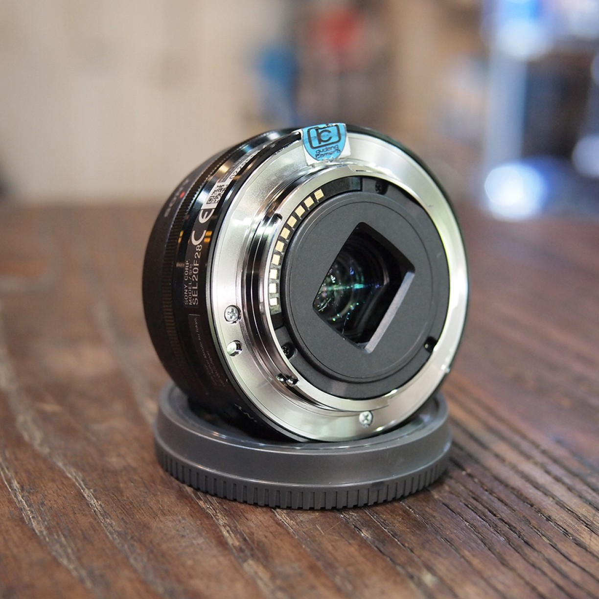 Sony E 20mm f2.8 OSS --MINT CONDITION |9521|