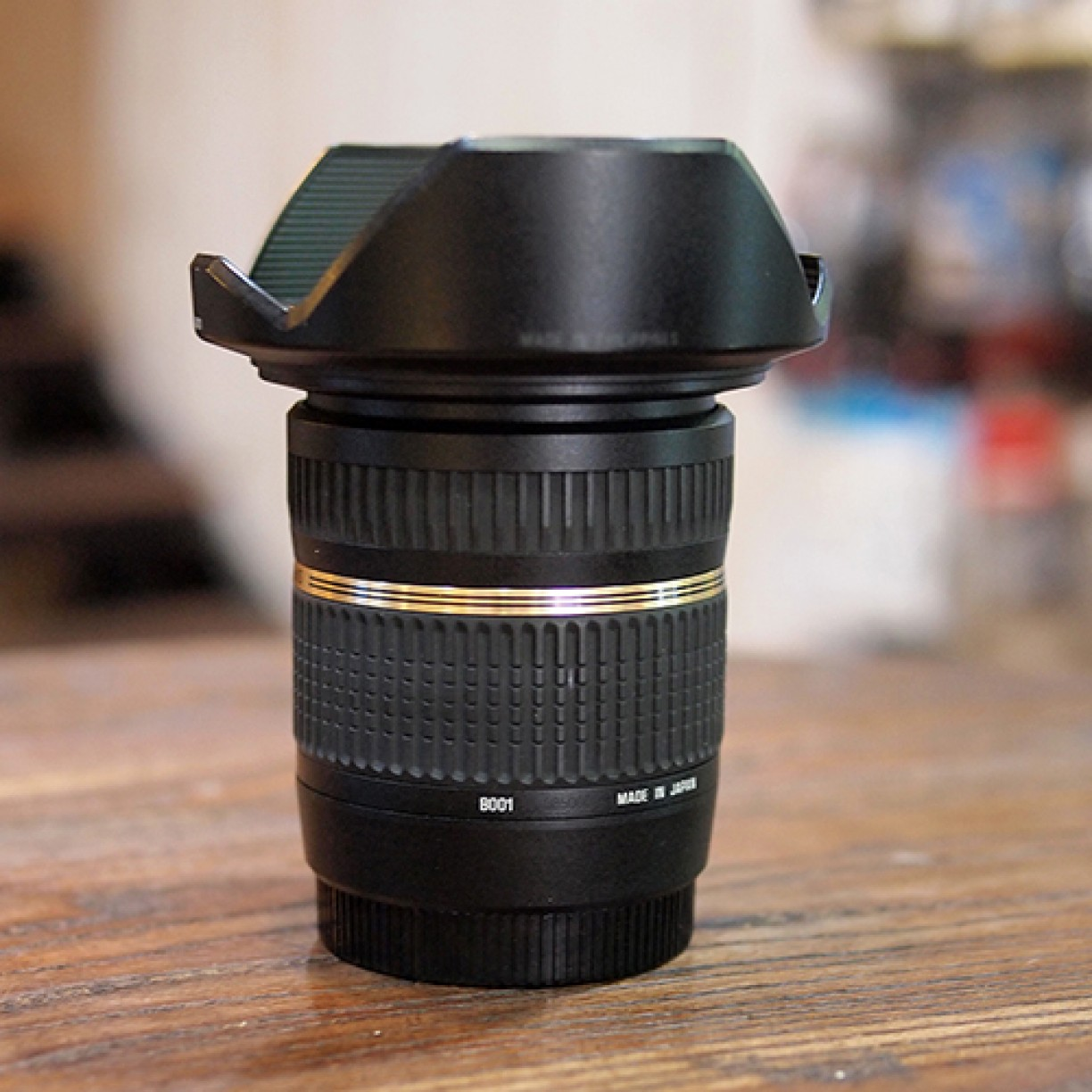 Tamron SP AF 10-24mm f/3.5-4.5 DI II For Canon - GOOD CONDITION