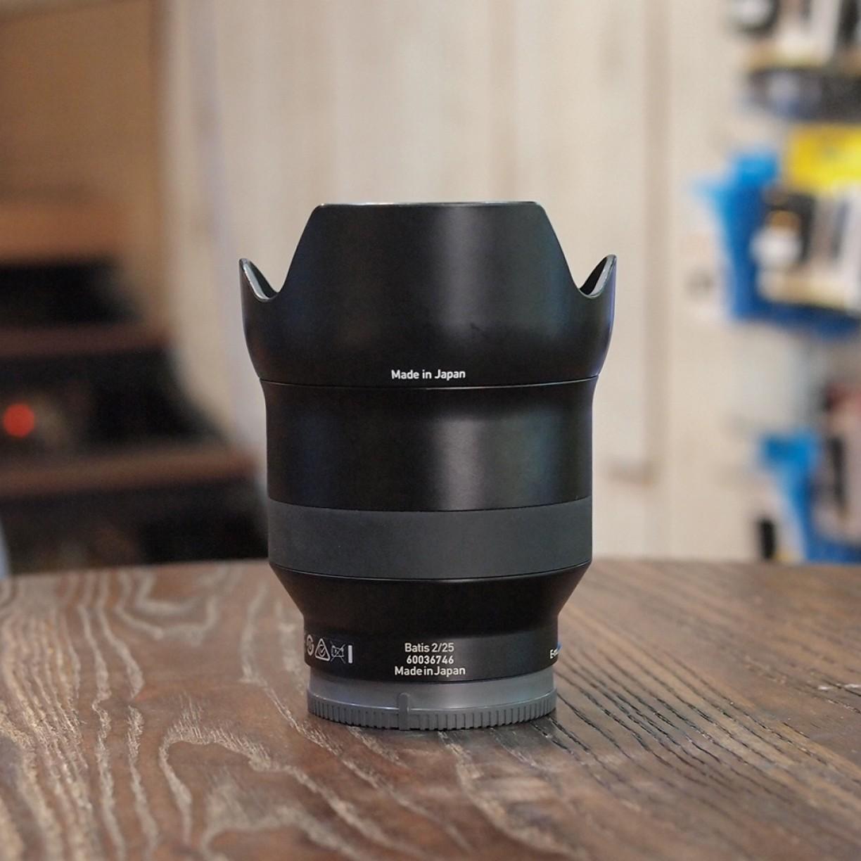 Carl Zeiss Batis 25Mm F/2 LENS For Sony E- Mount | 6746