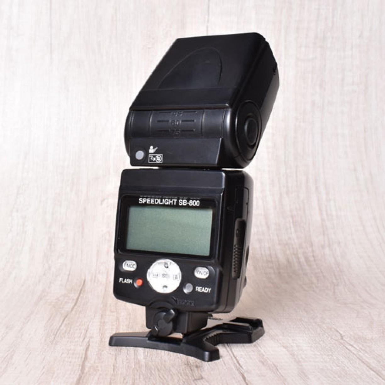 SECONDHAND - Nikon SB 800 - 8066 - Gudang Kamera Malang