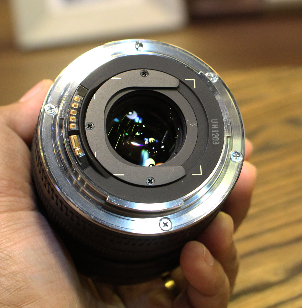 CANON FISHEYE EF 15MM F/2.8 MULUS - 7102